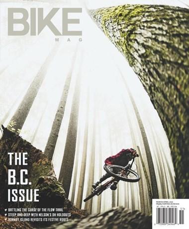 Bike | 3/2020 Cover