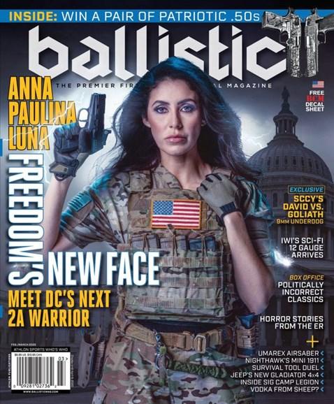 Ballistic Cover - 2/1/2020
