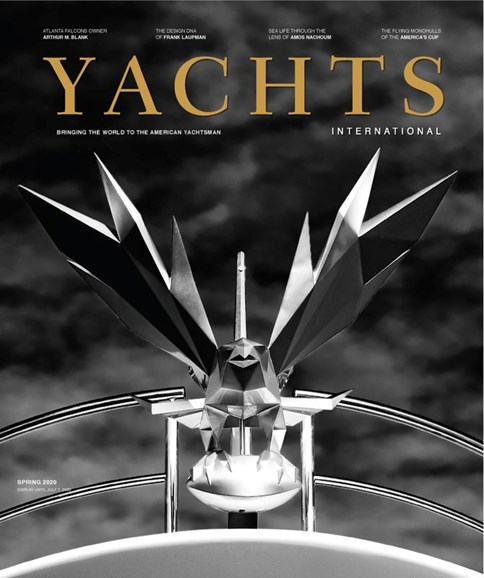 Yachts International Cover - 3/1/2020