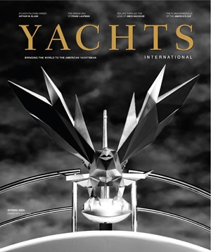 Yachts International Magazine | 3/2020 Cover