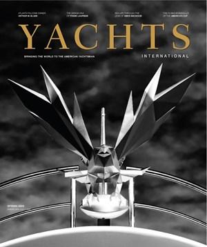 Yachts International Magazine | 3/2020 Cover