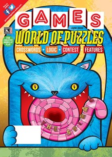 Games World of Puzzles | 6/2020 Cover