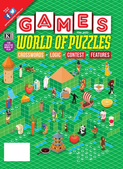 Games World of Puzzles Cover - 5/1/2020