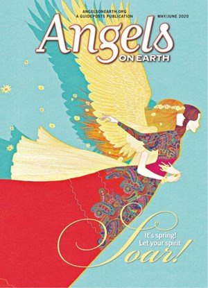 Angels on Earth Magazine   5/2020 Cover