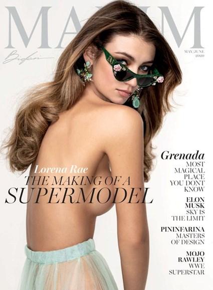 Maxim Cover - 5/1/2020