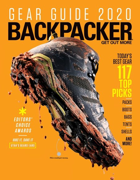 Backpacker Cover - 3/1/2020