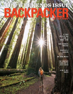 Backpacker Magazine | 5/2020 Cover