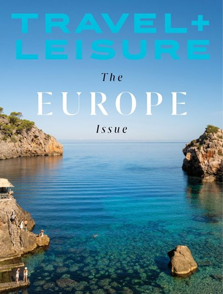 Travel + Leisure Cover - 5/1/2020