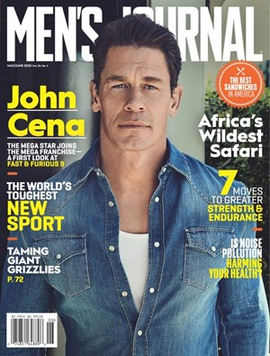 Men's Journal Magazine | 5/2020 Cover