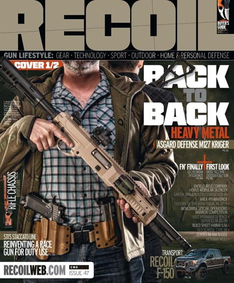 Recoil Cover - 3/1/2020