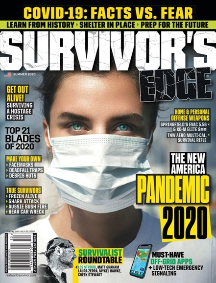 Survivor's Edge Cover - 6/1/2020