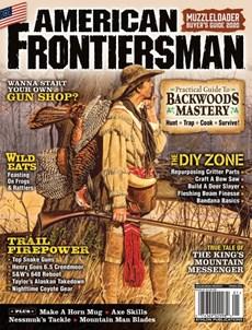 American Frontiersman | 3/2020 Cover