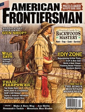 American Frontiersman | 3/2020 Cover