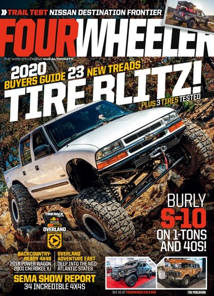 Four Wheeler Cover - 4/1/2020