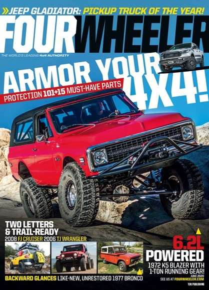 Four Wheeler Cover - 6/1/2020