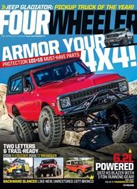 Four Wheeler Magazine   6/2020 Cover