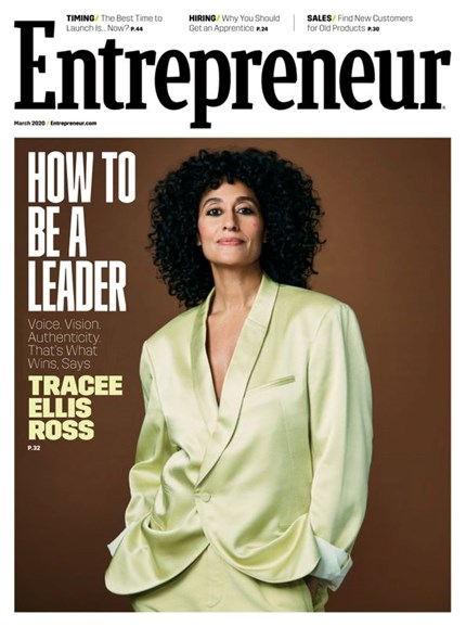 Entrepreneur Cover - 3/1/2020