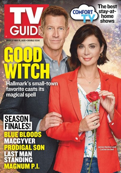 TV Guide Cover - 4/27/2020