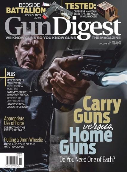 Gun Digest Cover - 4/1/2020