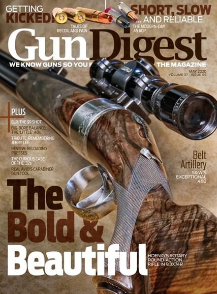 Gun Digest Cover - 5/1/2020