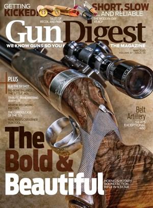 Gun Digest Magazine | 5/1/2020 Cover