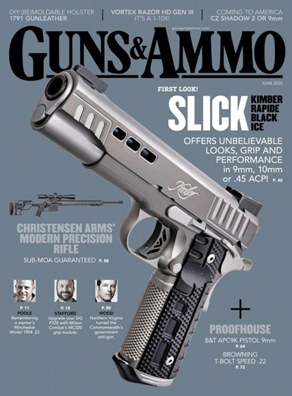 Guns & Ammo Cover - 6/1/2020