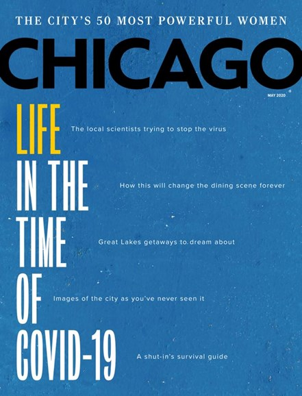 Chicago Magazine Cover - 5/1/2020