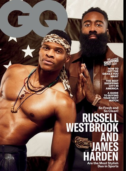 Gentlemen's Quarterly - GQ Cover - 3/1/2020