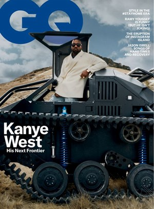Gentlemen's Quarterly - GQ | 5/2020 Cover