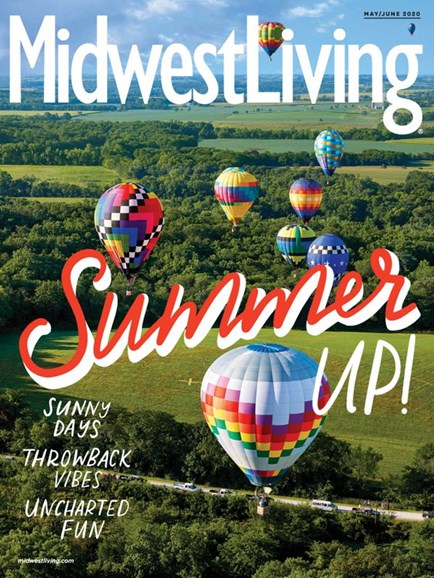 Midwest Living Cover - 5/1/2020