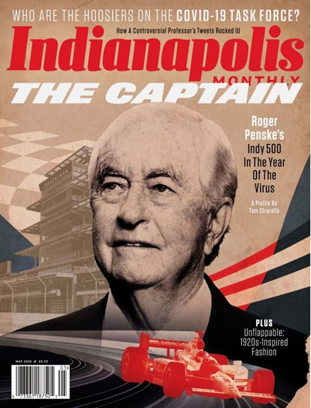 Indianapolis Monthly Cover - 5/1/2020