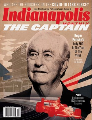 Indianapolis Monthly Magazine   5/2020 Cover