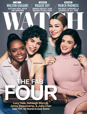 Watch Magazine | 3/2020 Cover