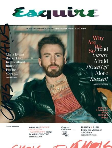 Esquire Cover - 4/1/2020