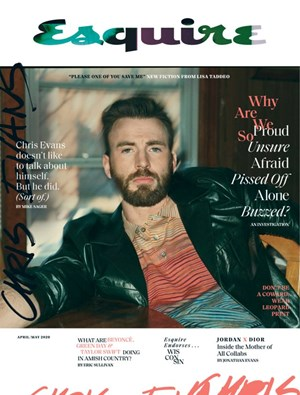 Esquire Magazine | 4/2020 Cover