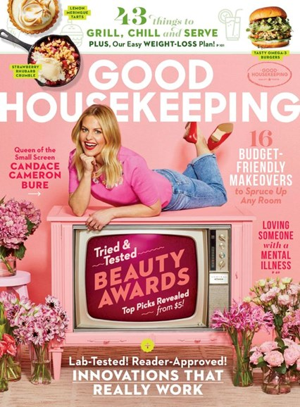 Good Housekeeping Cover - 5/1/2020