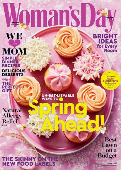 Woman's Day Cover - 5/1/2020