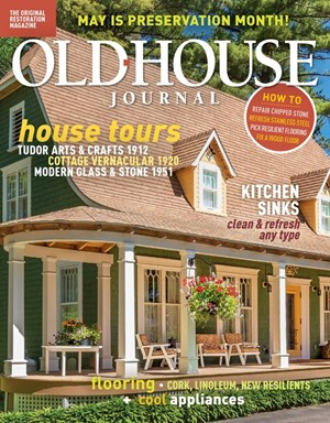 Old House Journal Magazine | 5/2020 Cover