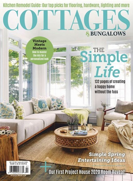Cottages & Bungalows Cover - 6/1/2020