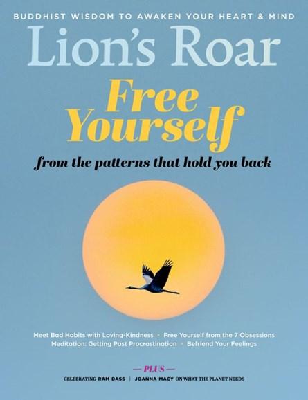 Lion's Roar Cover - 5/1/2020