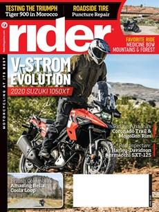 Rider | 4/2020 Cover
