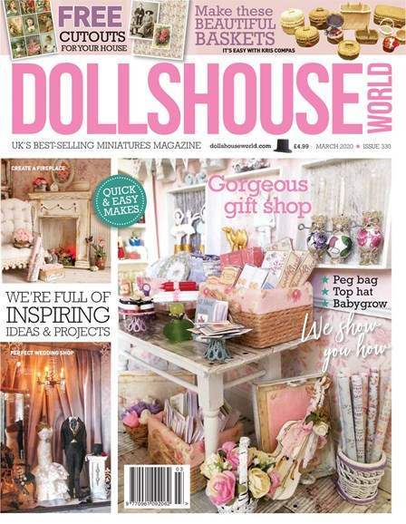 Dolls House World Cover - 3/1/2020