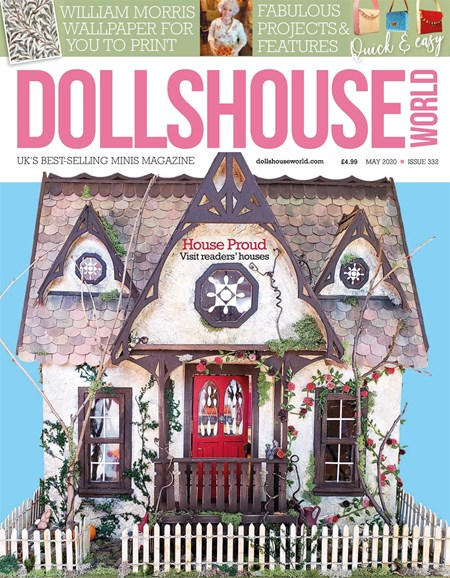 Dolls House World Cover - 5/1/2020