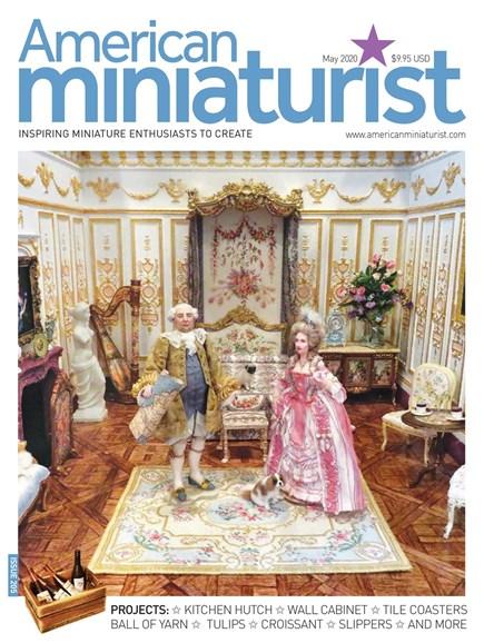 American Miniaturist Cover - 5/1/2020
