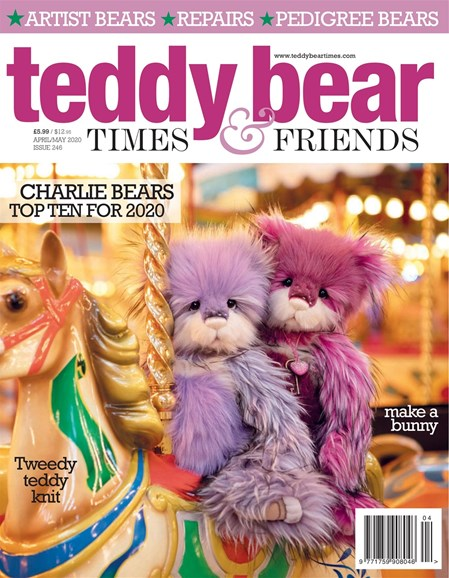 Teddy Bear Times & Friends Cover - 4/1/2020