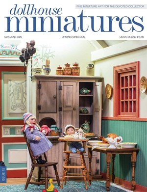 Dollhouse Miniatures | 5/2020 Cover