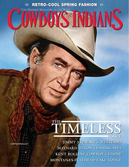 Cowboys & Indians Cover - 4/1/2020