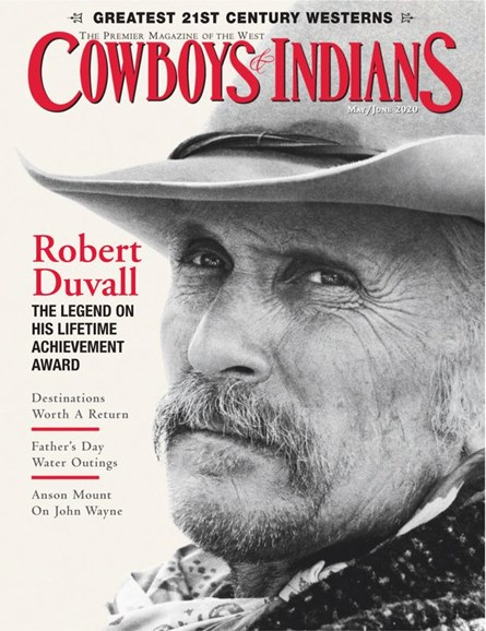 Cowboys & Indians Cover - 5/1/2020
