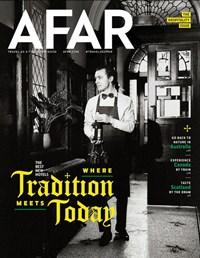 AFAR Magazine   5/2020 Cover