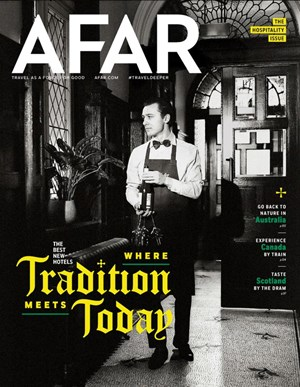 AFAR Magazine | 5/2020 Cover